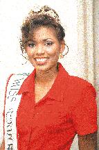 Jeanette La Caille - Miss T&T World 1998