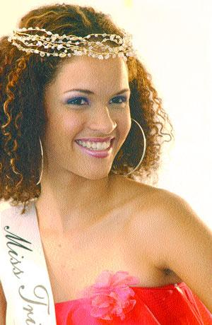 Jenna-Marie Andre - Miss T&T World 2005
