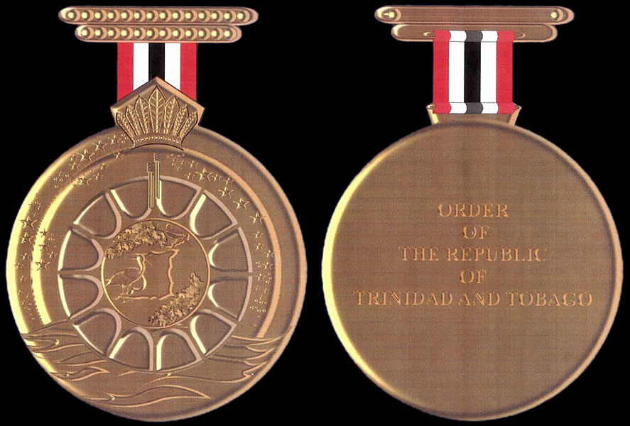 Order oF The Republic of Trinidad and Tobago