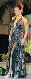 Rhonda Rosemin - Miss T&T World 2000